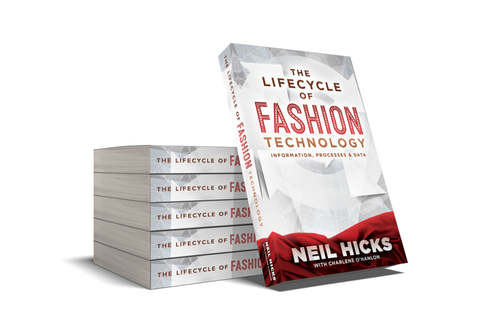 Stack of the upcoming book by Neil Hicks